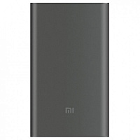 Xiaomi Mi Power Bank Pro 10000mAh Quick Charge (чёрный/black)