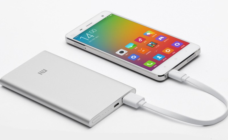 Xiaomi Power Bank 5000 mAh фото