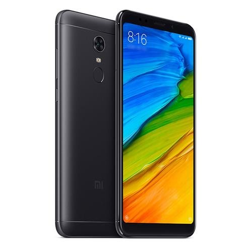 Xiaomi Redmi 5 Plus 3GB+32GB (черный/black)