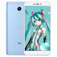 Xiaomi Redmi Note 4X 4GB + 64GB Snapdragon (голубой/blue)