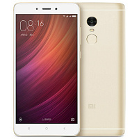 Xiaomi Redmi Note 4  4GB + 64GB Snapdragon (золотой/gold), Ростест)