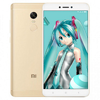 Xiaomi Redmi Note 4X 4GB + 64GB (золотой/gold)
