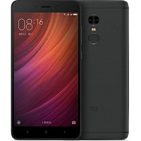 Xiaomi Redmi Note 4  3GB + 64GB (черный/black)