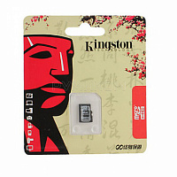 Карта памяти Kingston MicroSDHC 32 GB Class 10