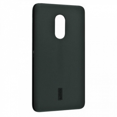 Бампер для Xiaomi Redmi Note 4X (Cherry, черный)