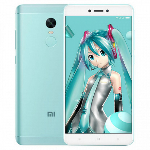 Xiaomi Redmi Note 4X 3GB + 32GB (зеленый/green)