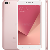 Xiaomi Redmi Note 5A 2GB+16GB (розовое золото/rose gold)