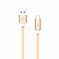 Кабель Nillkin USB Elite Type-C (золотой)