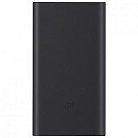 Xiaomi Mi Power Bank 2 10000 mAh (черный)